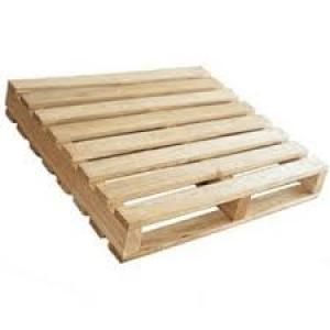 Pallet gỗ 4 hướng nâng sử dụng 2 mặt
